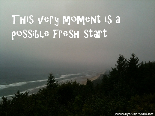 Have a fresh start now be inspired for A new beginning salon